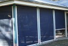 Ainslie ACT Clear pvc blinds 3